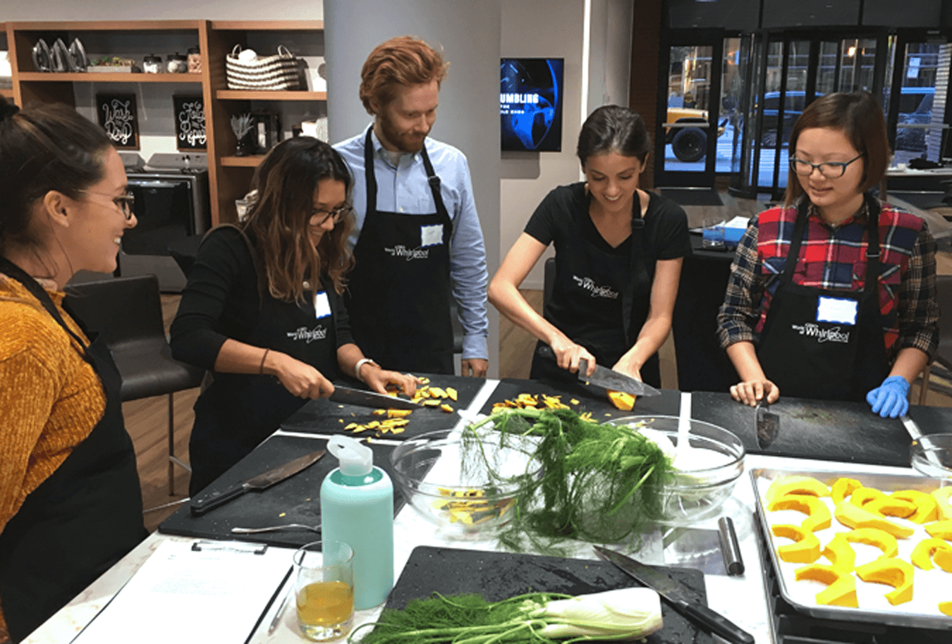 5 ingredient meal workshop