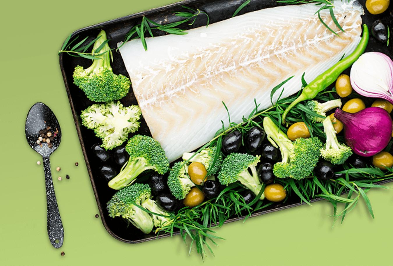 Seafood Dinner Prep