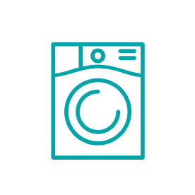 World of Whirlpool washer machine icon